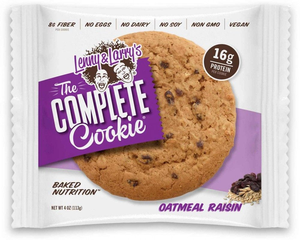 Lenny & Larry's The Complete Cookie 113 g - snickerdoodle