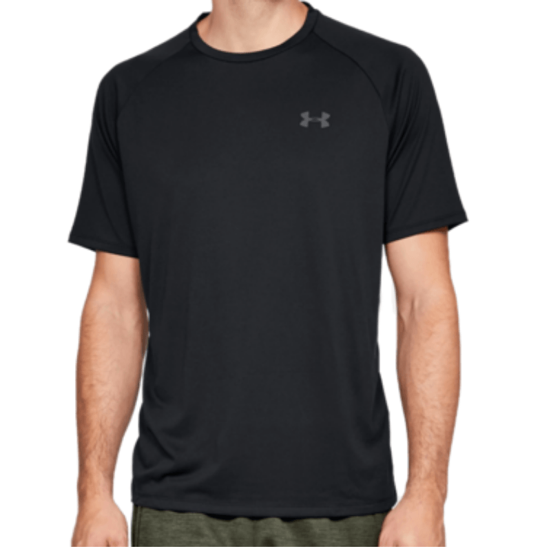 Under Armour Tech SS Tee 2.0 Black