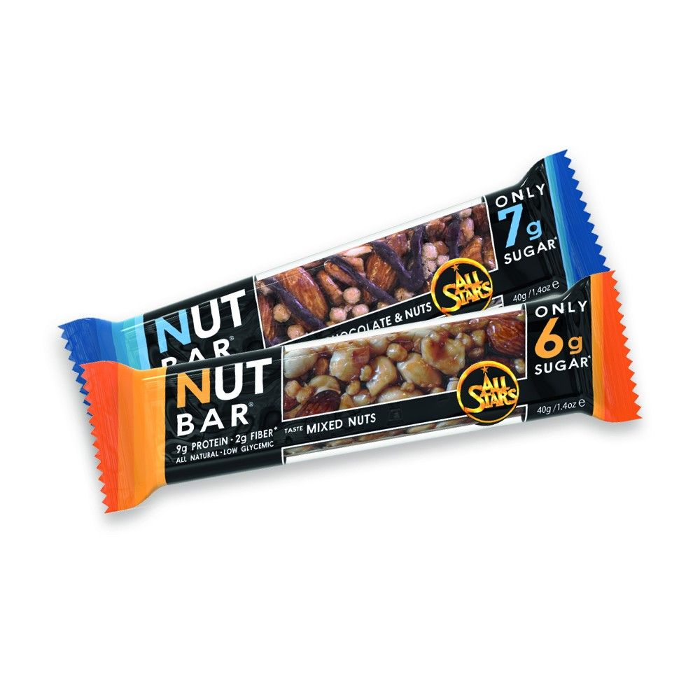 All Stars Nut Bar Mixed Nuts 40 g