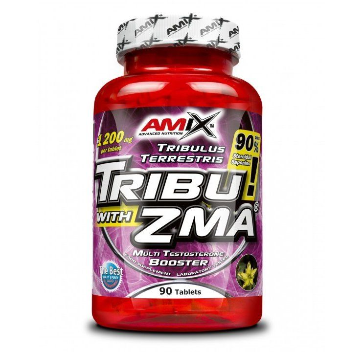 AMIX Tribu ZMA 90 tabliet