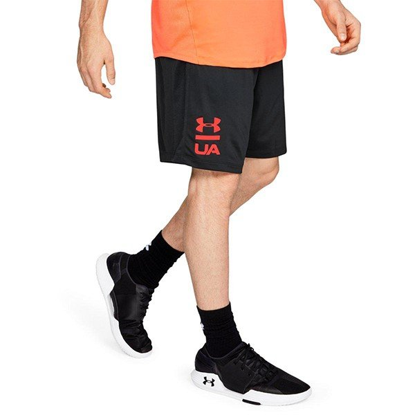 Under Armour MK1 Graphic Short Black S