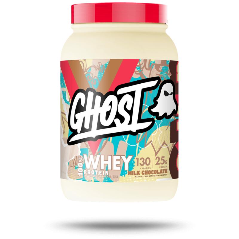 Protein Whey 910 g mléčná čokoláda - Ghost