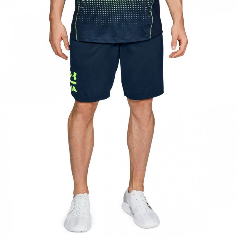 Under Armour MK1 Graphic Short Navy S