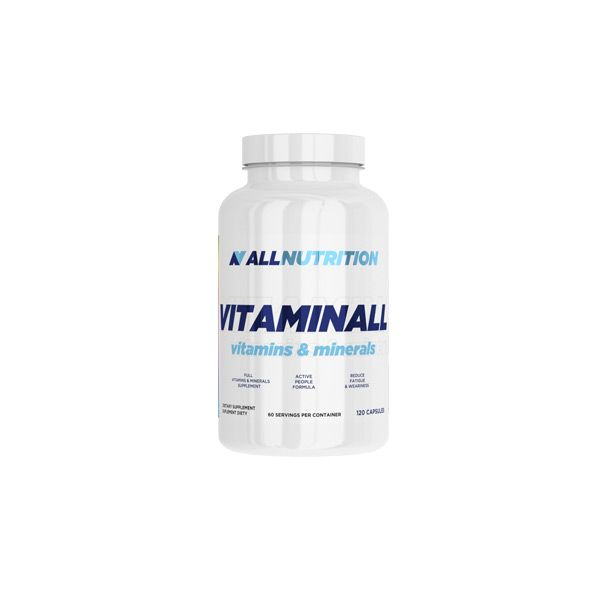 All Nutrition Vitaminall - 120 kaps