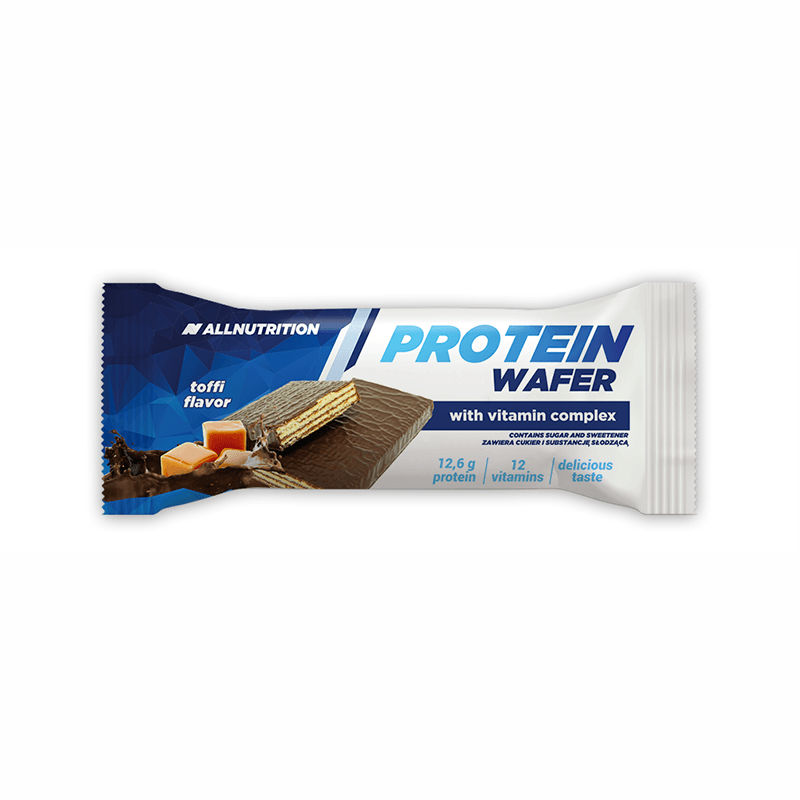 All Nutrition Protein Wafer 35 g - caramel