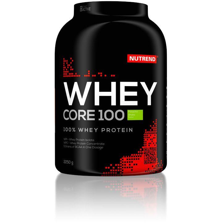 Nutrend Whey Core 100 - 2250 g - čokoláda-višňa