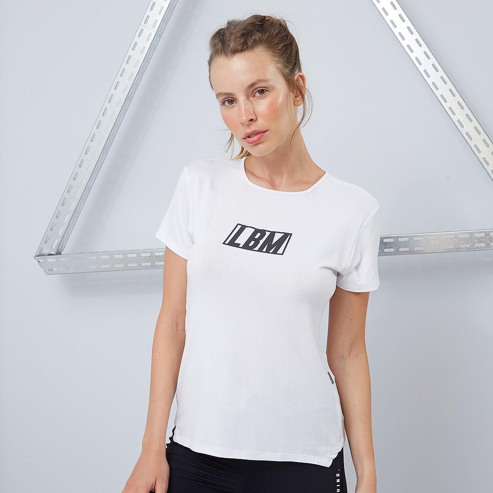 Dámské tričko Essentials White - LABELLAMAFIA