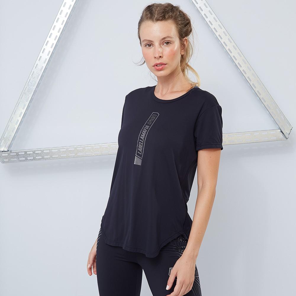 Dámské tričko Techwear Vibes black - LABELLAMAFIA