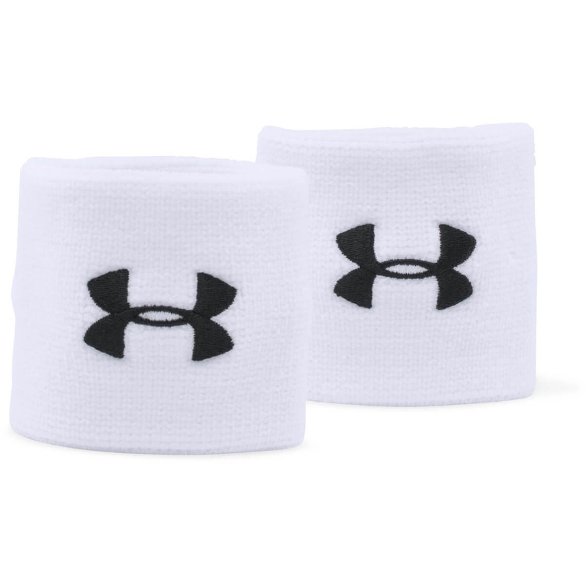 Potítka Performance Wristbands White - Under Armour