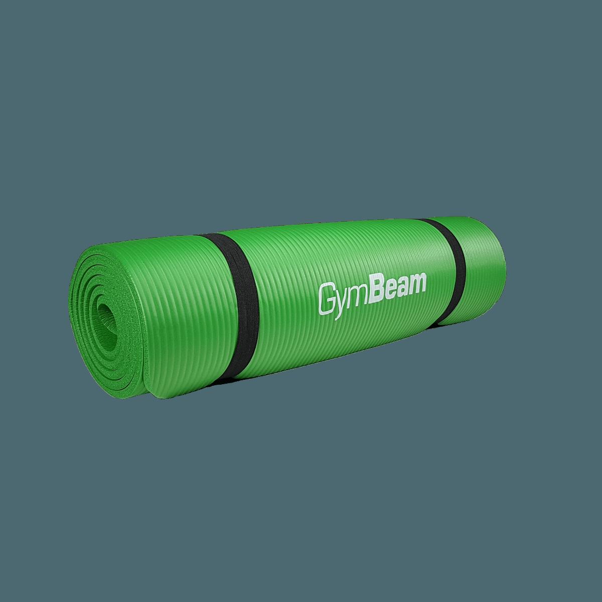 GymBeam Podložka na cvičení Yoga Mat Green