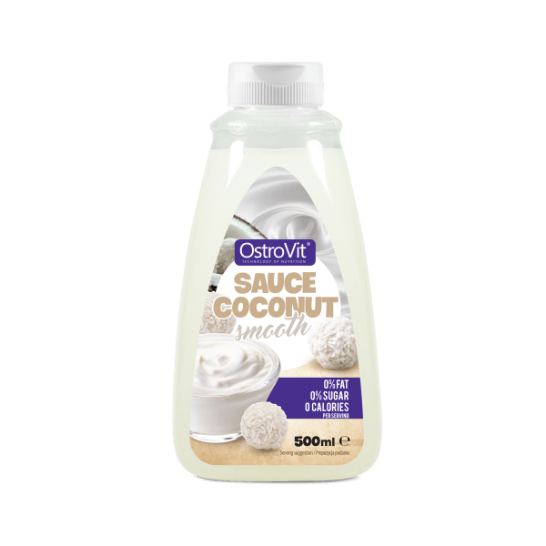 OstroVit Sauce Coconut smooth 500 ml