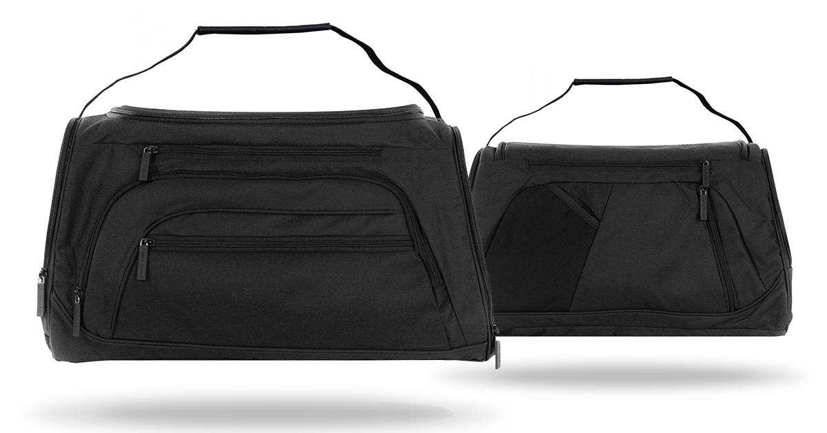 Sportovní taška Gym Rat Black - GymBeam