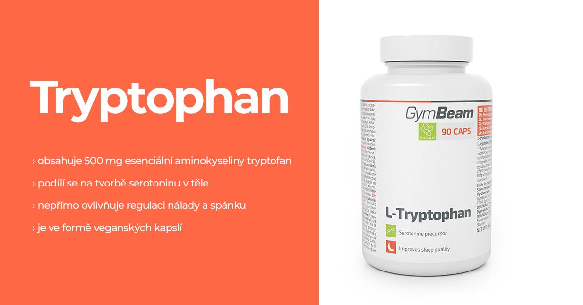 L-Tryptofan - GymBeam