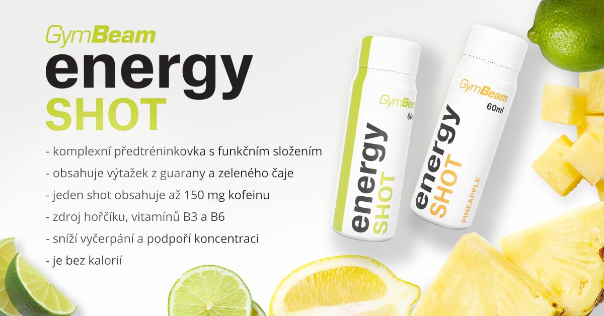 Energy shot - GymBeam