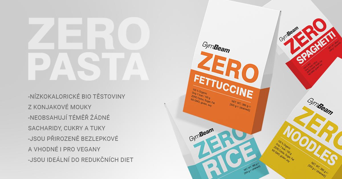 BIO Zero Fettuccine - GymBeam
