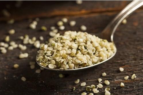 BIO Konopná semínka loupaná - Purasana