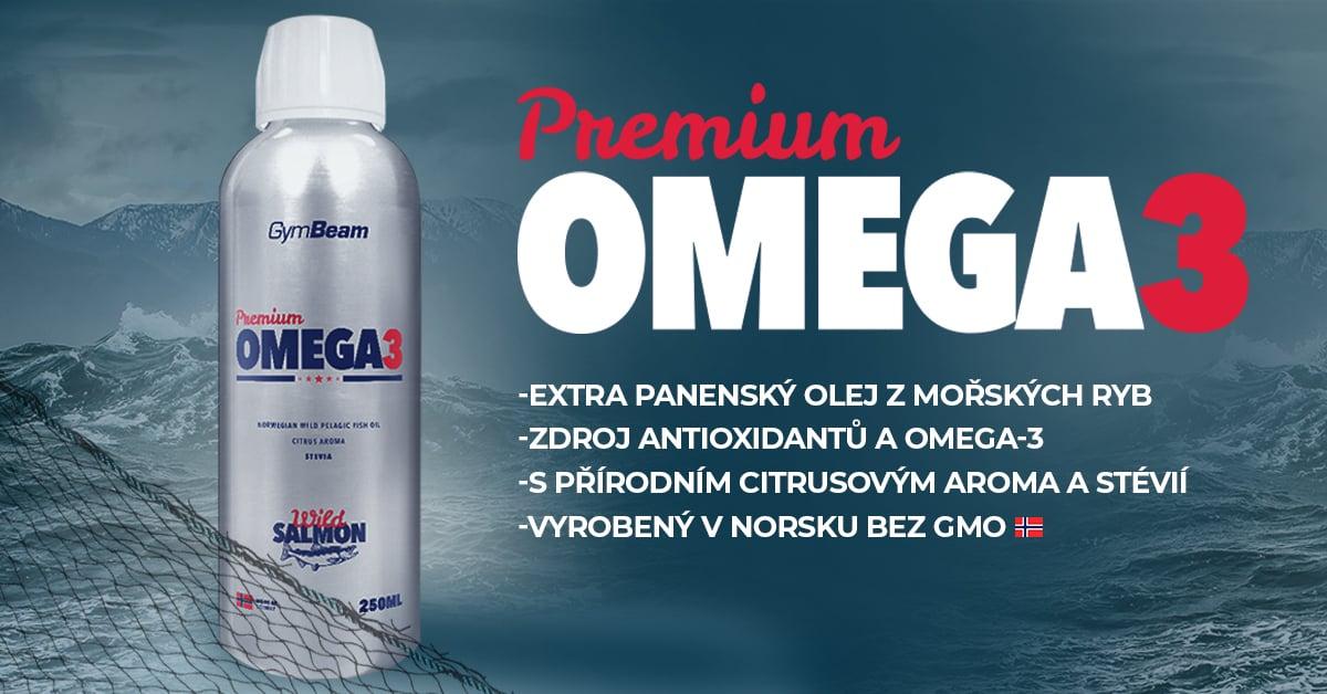 Premium Omega 3 - GymBeam