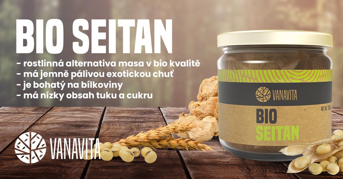BIO Seitan - VanaVita