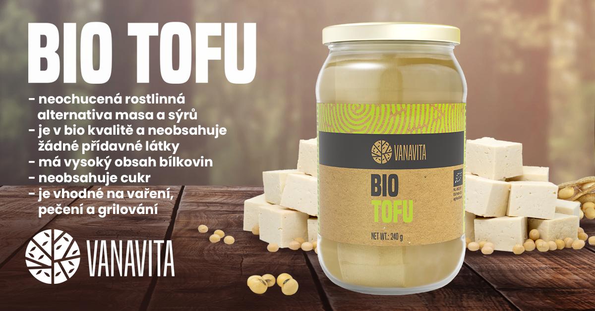 BIO Tofu - VanaVita