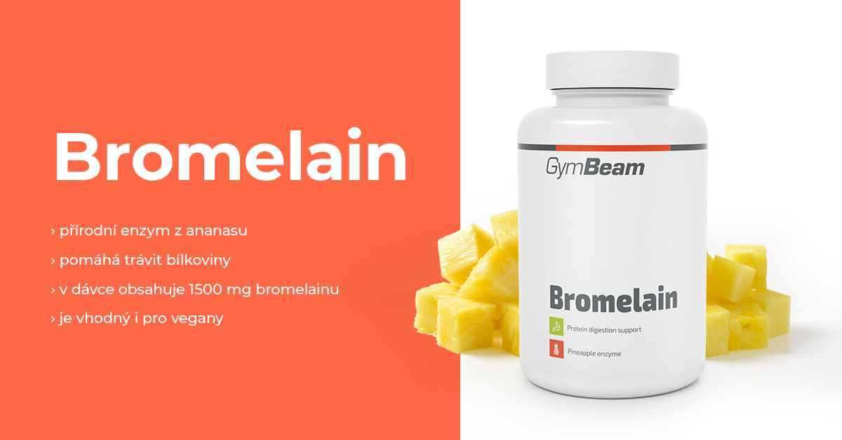 Bromelain - GymBeam