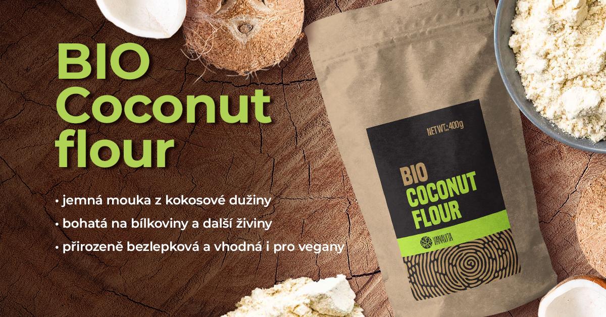 Bio Kokosová mouka - VanaVita