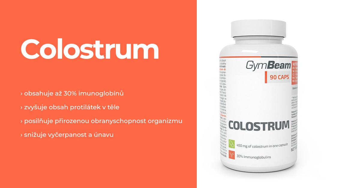 Kolostrum - GymBeam