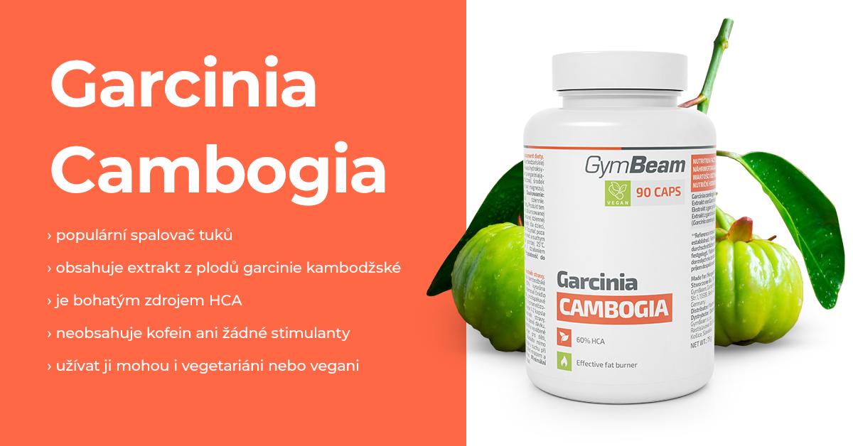 Garcinia cambogia - GymBeam