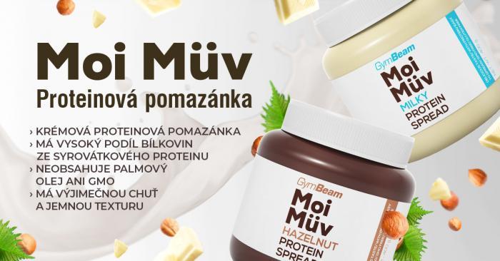 Proteinová pomazánka MoiMüv - GymBeam