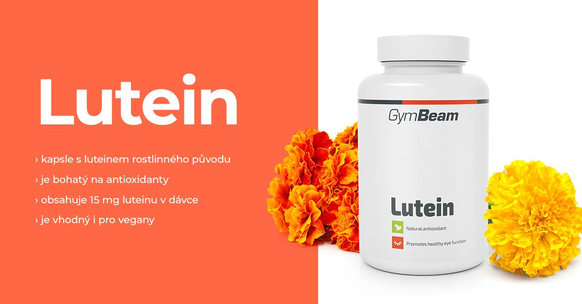 Lutein - GymBeam