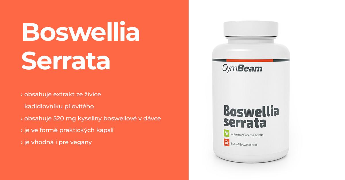 Boswellia serrata - GymBeam
