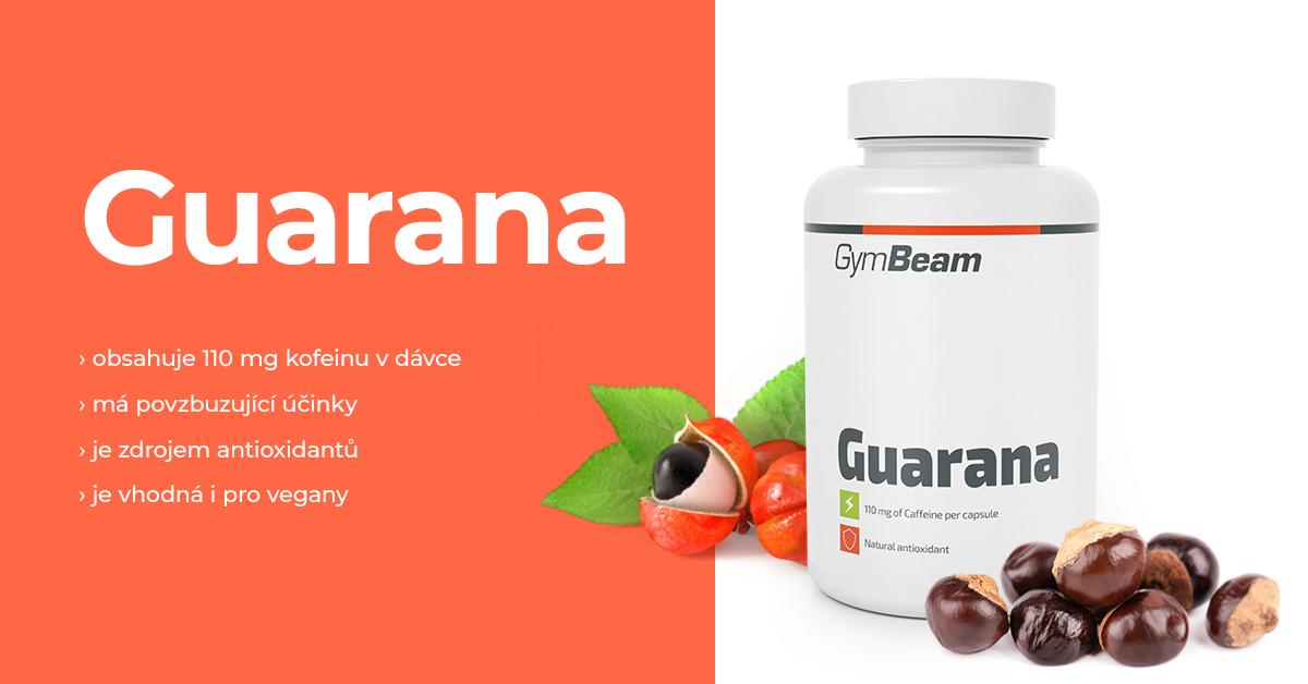 Guarana - GymBeam