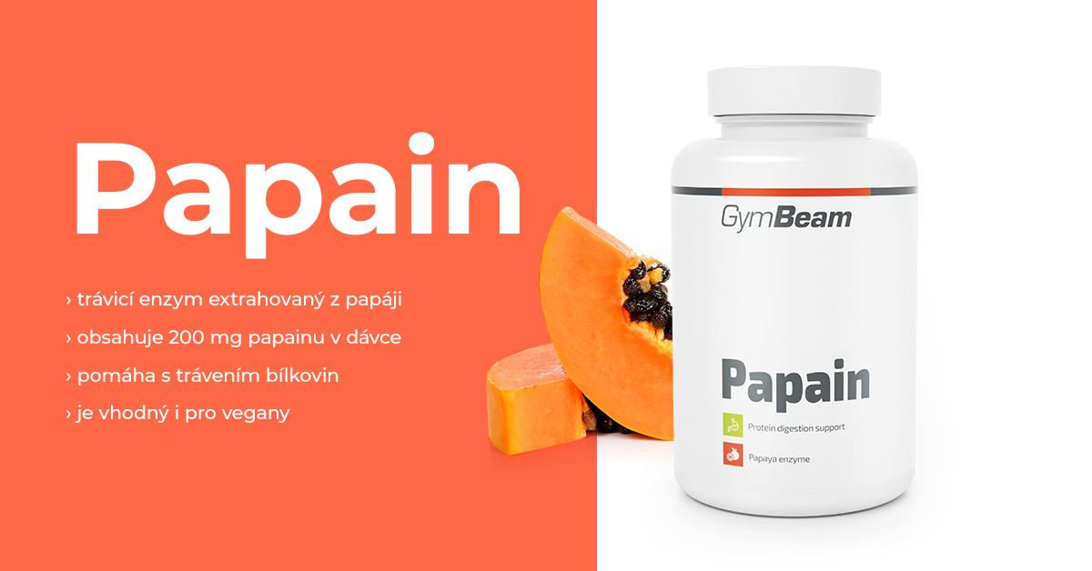 Papain - GymBeam