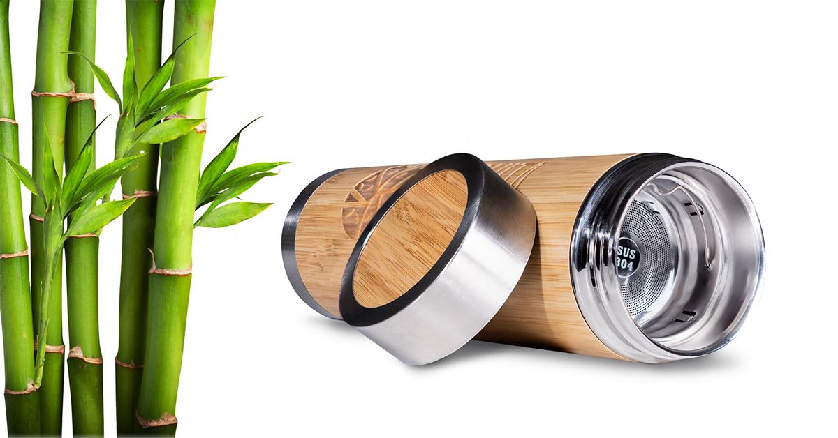 Láhev Bamboo Infuse 500 ml - Vanavita