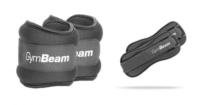 Závaží na zápěstí a kotníky 0,5 kg - GymBeam