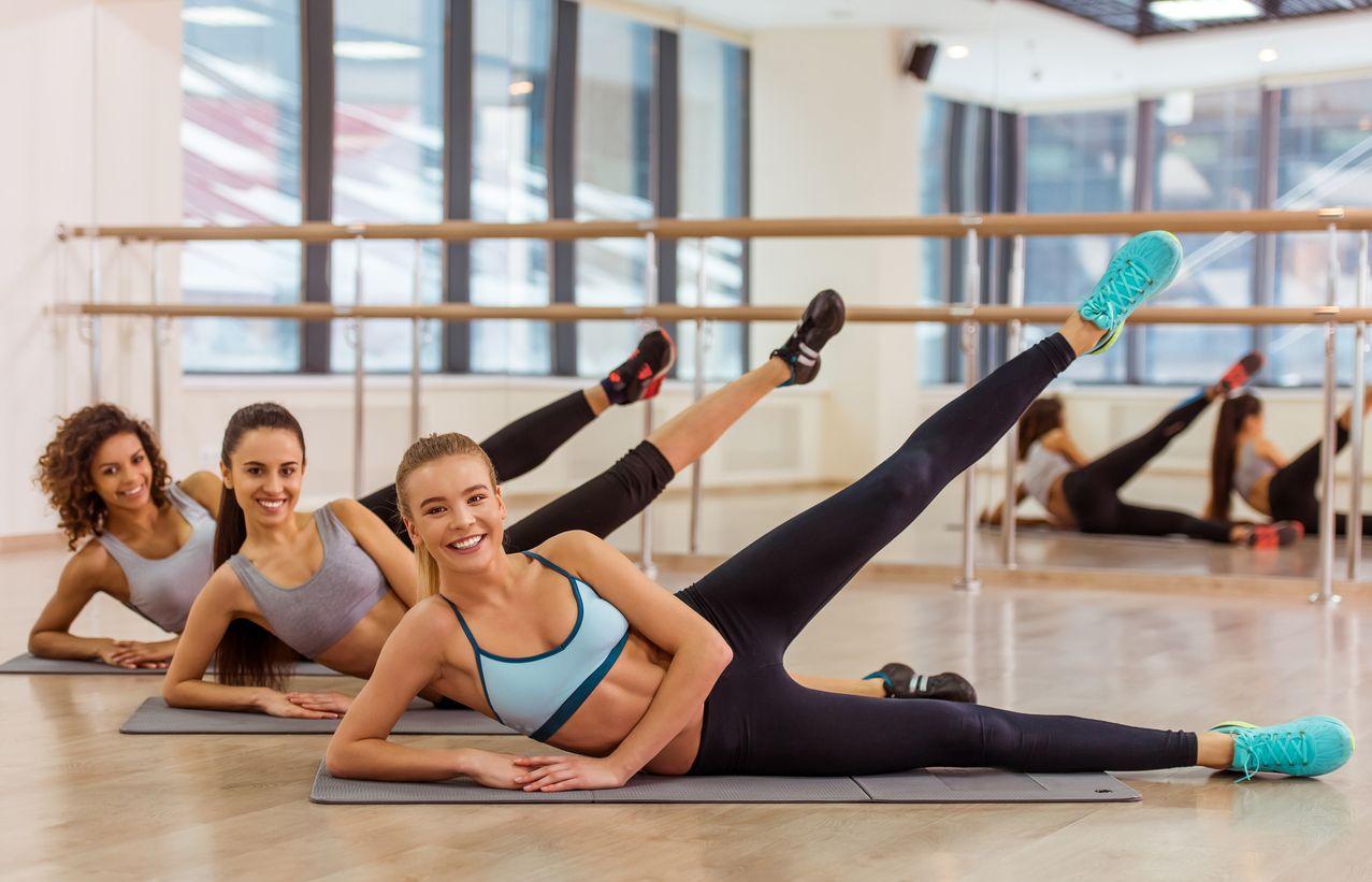 Podložka na cvičení Yoga Mat Black - gymbeam
