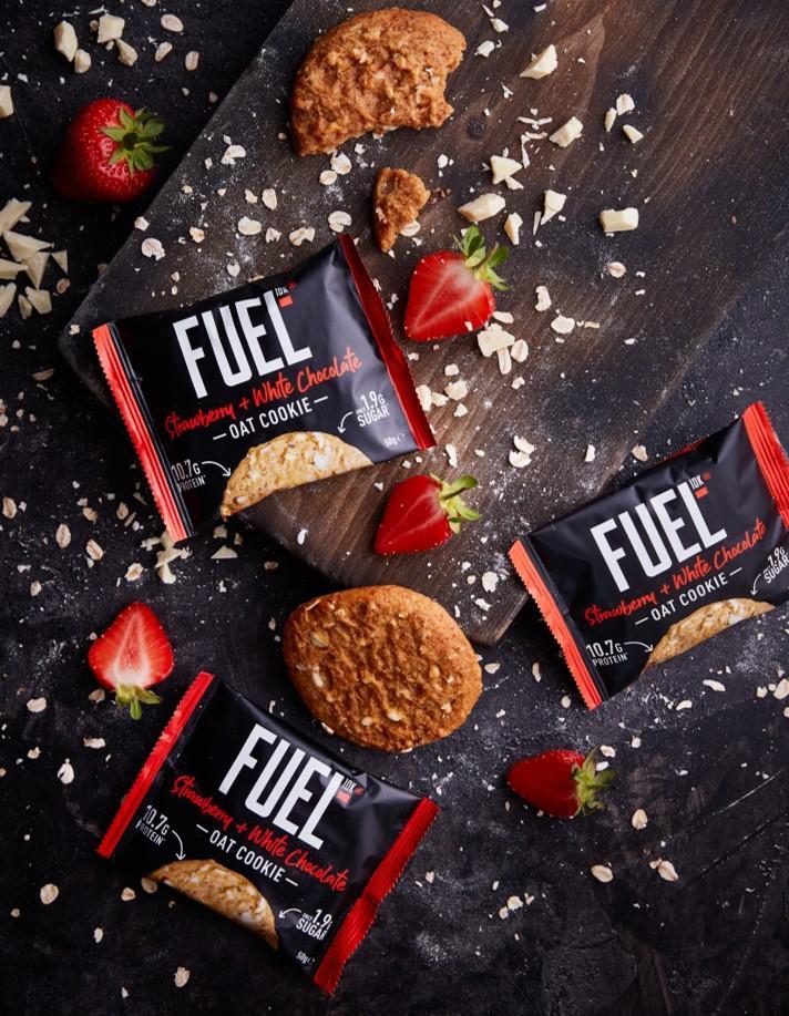 Oat Cookie - FUEL10K